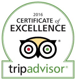 TripAdvisor Certificate of Excellence 2016 / Phuket Boat Charters