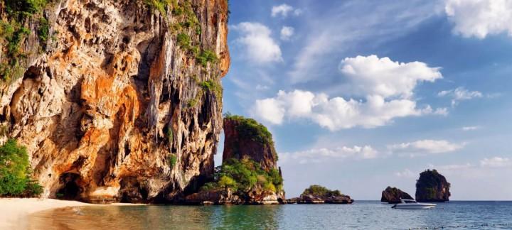 Phuket speedboat charter to Krabi Beaches & Islands