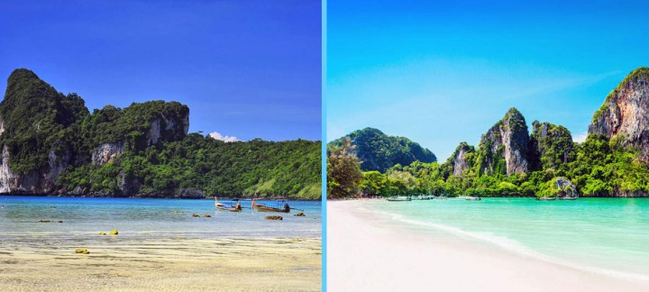 Phuket speedboat charter to Phi Phi + Krabi