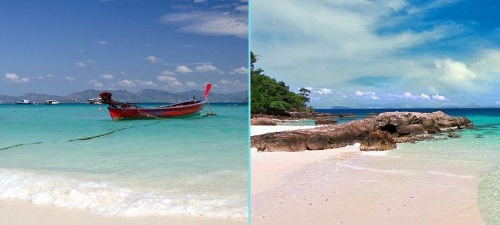 Phuket speedboat charter to Maiton Island + Coral Island